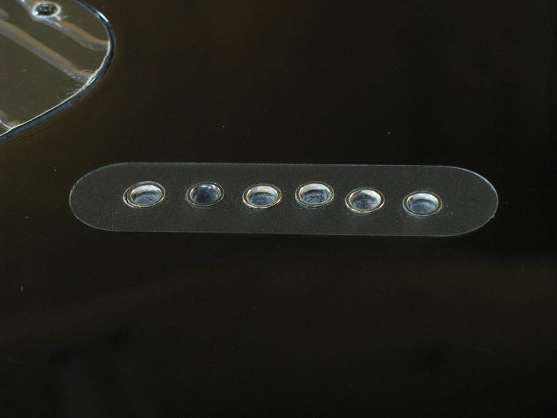 Convert 7 string guitar to 6 string guitar 3