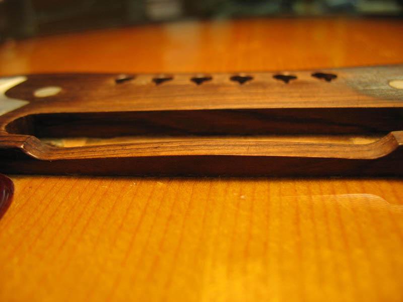 Acoustic Electric Guitar Repair 2