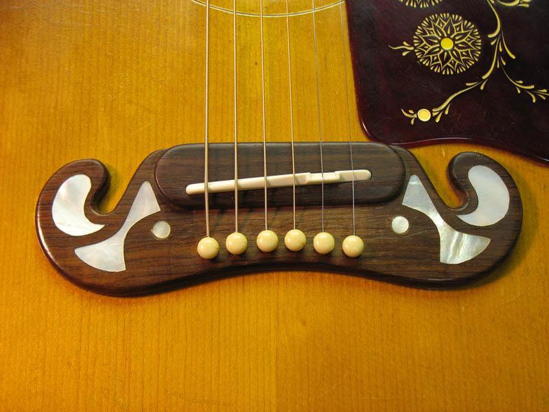 Acoustic Electric Guitar Repair 6
