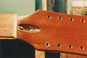 image of headstock