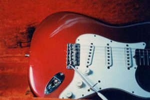 image of Fender Candy Apple