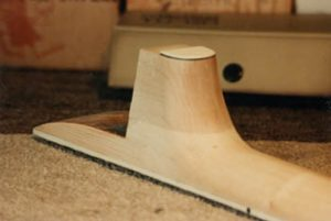 image of a new heel