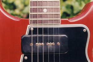 image of pickguard