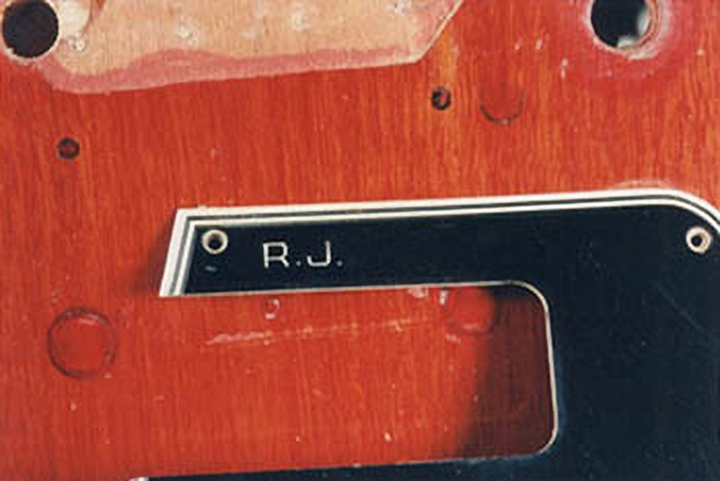 image of pickguard
