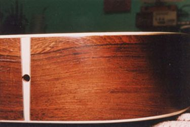 Repaired vintage Martin 000-28
