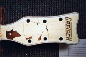 image of the inner plastic head plate