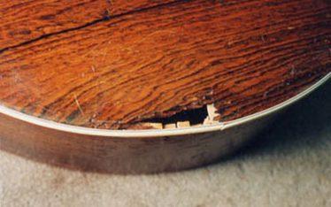 Repairing vintage Martin 000-28, 1945