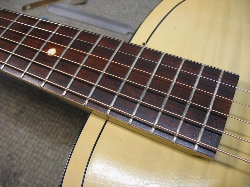 Harmony guitar neck - cosmetic